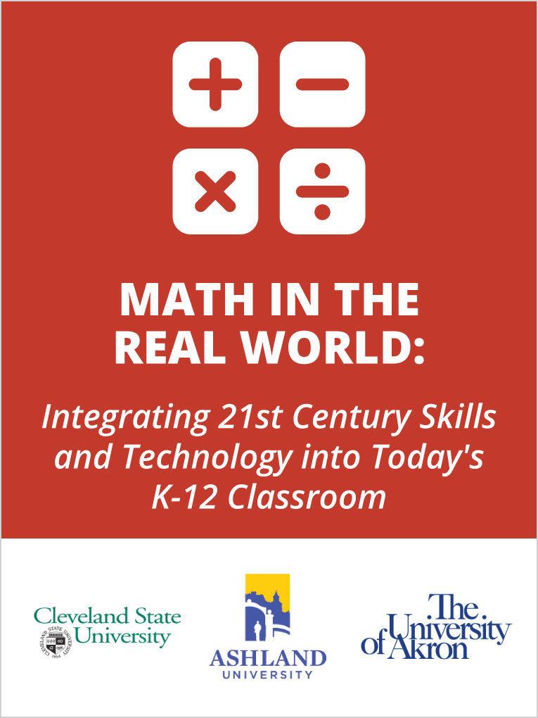 Math in the Real World: Integrating Modern Skills in Today\'s Classroom